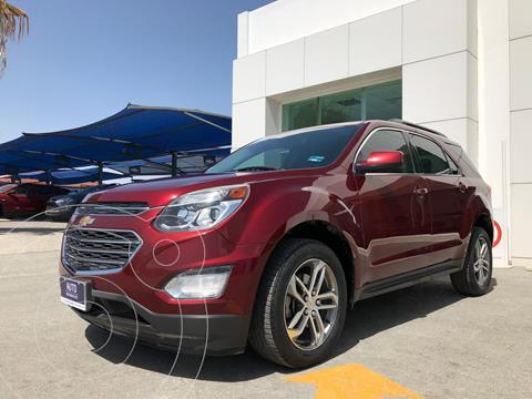 Chevrolet Equinox LT usado (2017) color Rojo precio $290,000