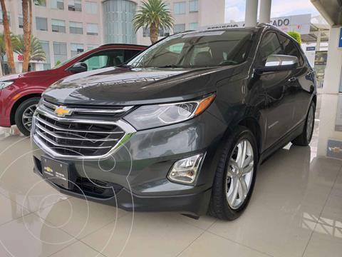 Chevrolet Equinox Premier Plus usado (2019) color Gris precio $490,000