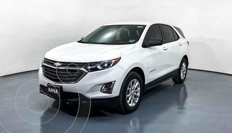 Chevrolet Equinox LS usado (2018) color Blanco precio $332,999