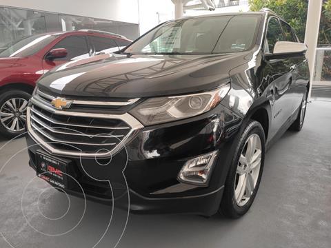 Chevrolet Equinox Premier usado (2018) color Negro precio $389,900
