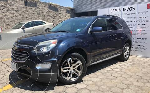 Chevrolet Equinox LT usado (2017) color Azul Oscuro precio $289,000