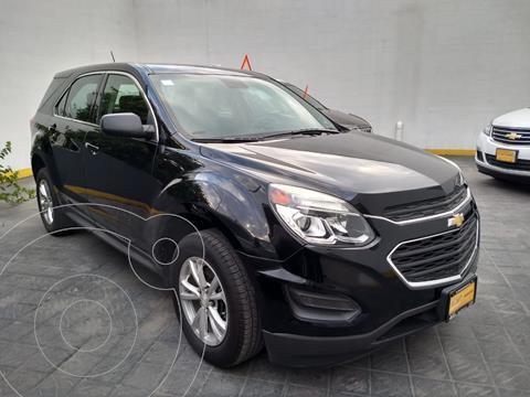 Chevrolet Equinox LS usado (2016) color Negro precio $225,000