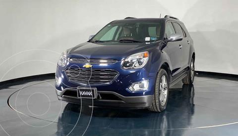 Chevrolet Equinox Premier usado (2017) color Azul precio $333,999