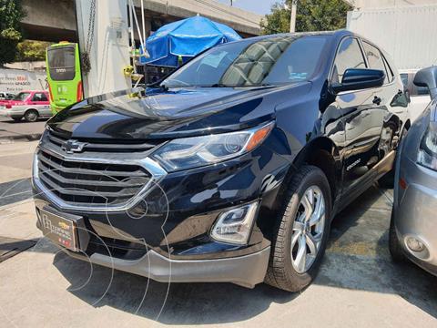 Chevrolet Equinox LT usado (2018) color Negro precio $365,000