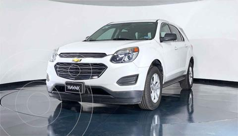 Chevrolet Equinox LT usado (2017) color Blanco precio $317,999