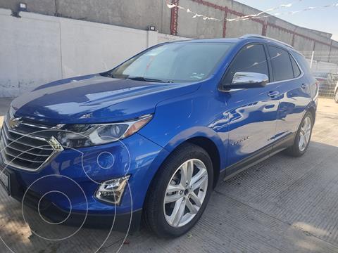 Chevrolet Equinox Premier usado (2019) color Azul precio $410,000