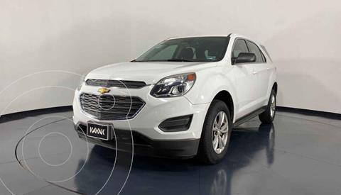 Chevrolet Equinox LS usado (2018) color Blanco precio $277,999