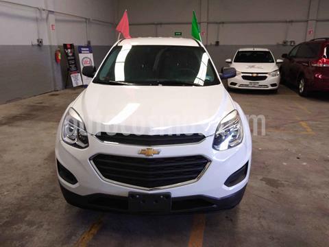 Chevrolet Equinox LS usado (2017) color Blanco precio $239,900