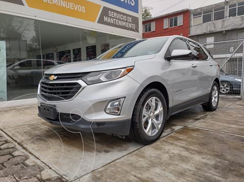 Chevrolet Equinox LT usado (2020) color Plata Brillante precio $499,000