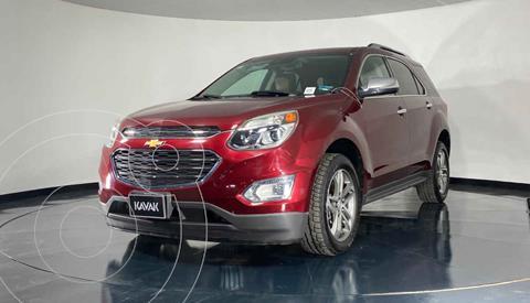 Chevrolet Equinox Premier usado (2017) color Rojo precio $322,999