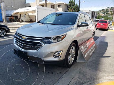 Chevrolet Equinox Premier Plus usado (2019) color Plata precio $464,000
