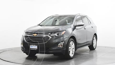 Chevrolet Equinox Premier Plus usado (2018) color Gris precio $399,000