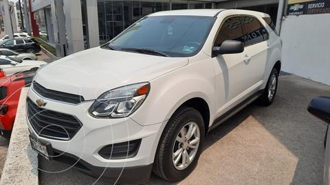 Chevrolet Equinox LS usado (2017) color Blanco precio $247,000