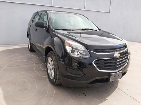 Chevrolet Equinox LS usado (2016) color Negro precio $275,535