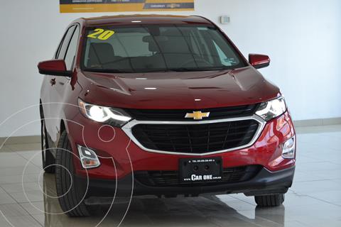 Chevrolet Equinox LT usado (2020) color Rojo precio $455,000