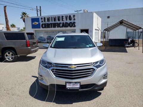 Chevrolet Equinox Premier usado (2018) color Plata precio $405,000