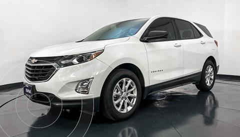 Chevrolet Equinox LS usado (2018) color Blanco precio $334,999