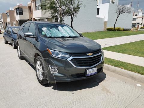 Chevrolet Equinox LT usado (2019) color Gris Oscuro precio $385,000