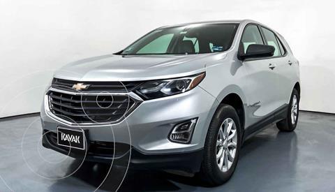 Chevrolet Equinox LS usado (2018) color Plata precio $322,999