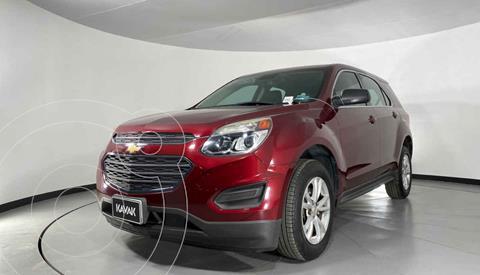 Chevrolet Equinox LS usado (2018) color Rojo precio $274,999