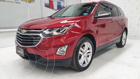 Chevrolet Equinox Premier Plus usado (2019) color Rojo precio $510,000