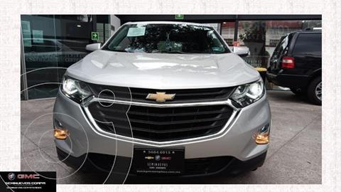 Chevrolet Equinox LT usado (2020) color Plata financiado en mensualidades(enganche $45,000)