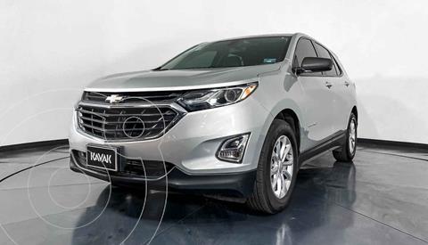 Chevrolet Equinox LS usado (2018) color Plata precio $367,999