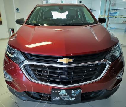 Chevrolet Equinox LS usado (2020) color Rojo precio $455,000