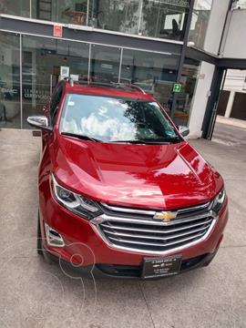 Chevrolet Equinox Premier Plus usado (2020) color Rojo financiado en mensualidades(enganche $49,990)