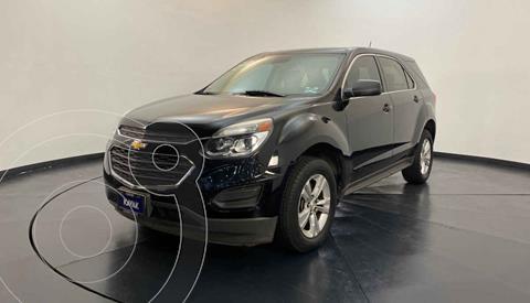 Chevrolet Equinox LS usado (2016) color Negro precio $247,999