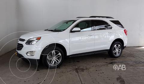 Chevrolet Equinox LT usado (2017) color Blanco precio $325,000