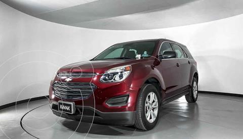 Chevrolet Equinox LS usado (2017) color Rojo precio $288,999