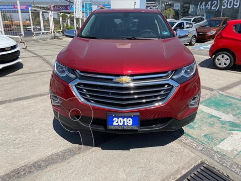 Chevrolet Equinox Premier usado (2019) color Rojo precio $439,000