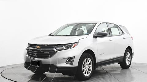 Chevrolet Equinox LS usado (2018) color Plata Dorado precio $344,080