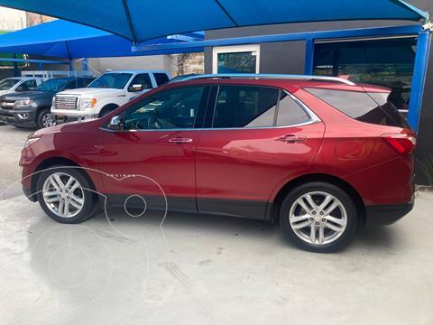 Chevrolet Equinox Premier usado (2018) color Rojo precio $379,000