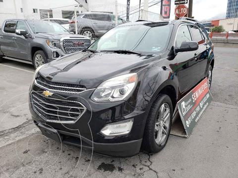 Chevrolet Equinox LT usado (2017) color Negro precio $258,000
