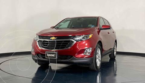 Chevrolet Equinox LT usado (2018) color Rojo precio $363,999