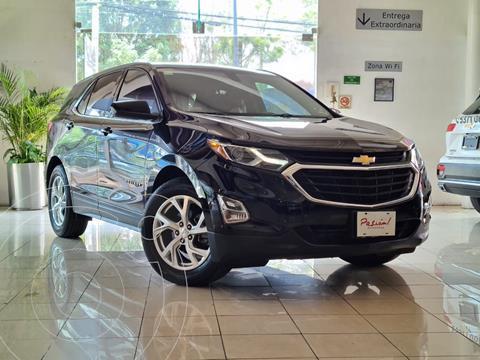 Chevrolet Equinox LT usado (2020) color Negro precio $490,135