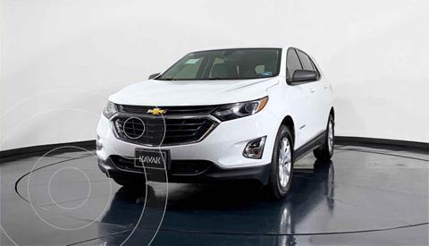 Chevrolet Equinox LS Paq. A usado (2019) color Blanco precio $389,999