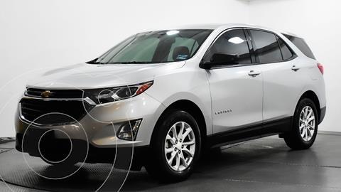 Chevrolet Equinox LS usado (2018) color Plata Dorado precio $290,000