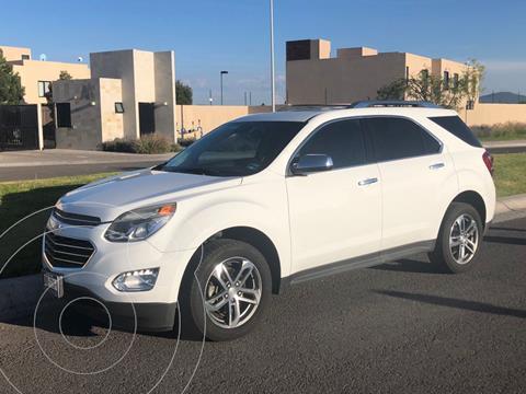 Chevrolet Equinox Premier Plus usado (2017) color Blanco precio $260,000