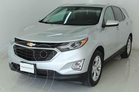 Chevrolet Equinox LT usado (2018) color Plata precio $389,000
