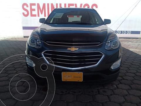Chevrolet Equinox LT usado (2017) color Gris Oscuro precio $280,000