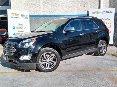 Chevrolet Equinox Premier usado (2017) color Negro precio $315,000