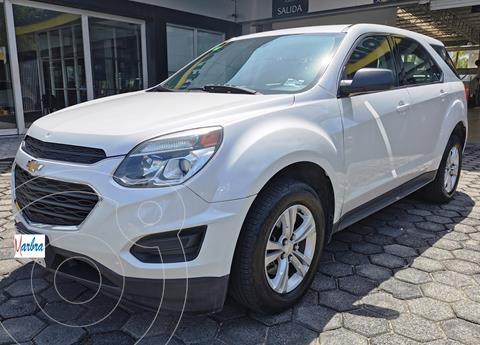 Chevrolet Equinox LS usado (2016) color Blanco precio $260,000