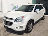 Foto venta Auto usado Chevrolet Equinox Premier (2017) color Blanco precio $335,000