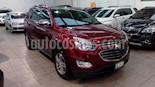 Foto venta Auto usado Chevrolet Equinox Premier (2017) color Rojo precio $349,000