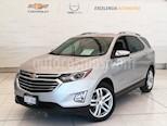 Foto venta Auto usado Chevrolet Equinox Premier (2018) color Plata Brillante precio $369,000