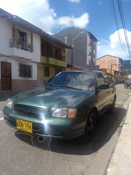 Chevrolet Esteem 1.3L usado (2001) color Verde precio $9.200.000