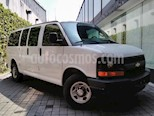 Foto venta Auto usado Chevrolet Express 5p LS V8/6.0 Aut 12/Pas (2017) color Blanco precio $469,000
